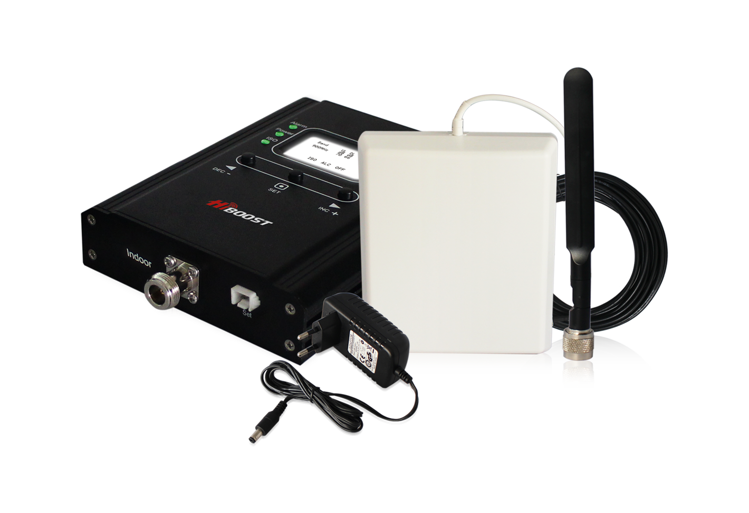 3G Signal Booster Repeater Boosts Three Home Signal - EMEA HOME SIGNAL BOOSTER - Cell Phone ...