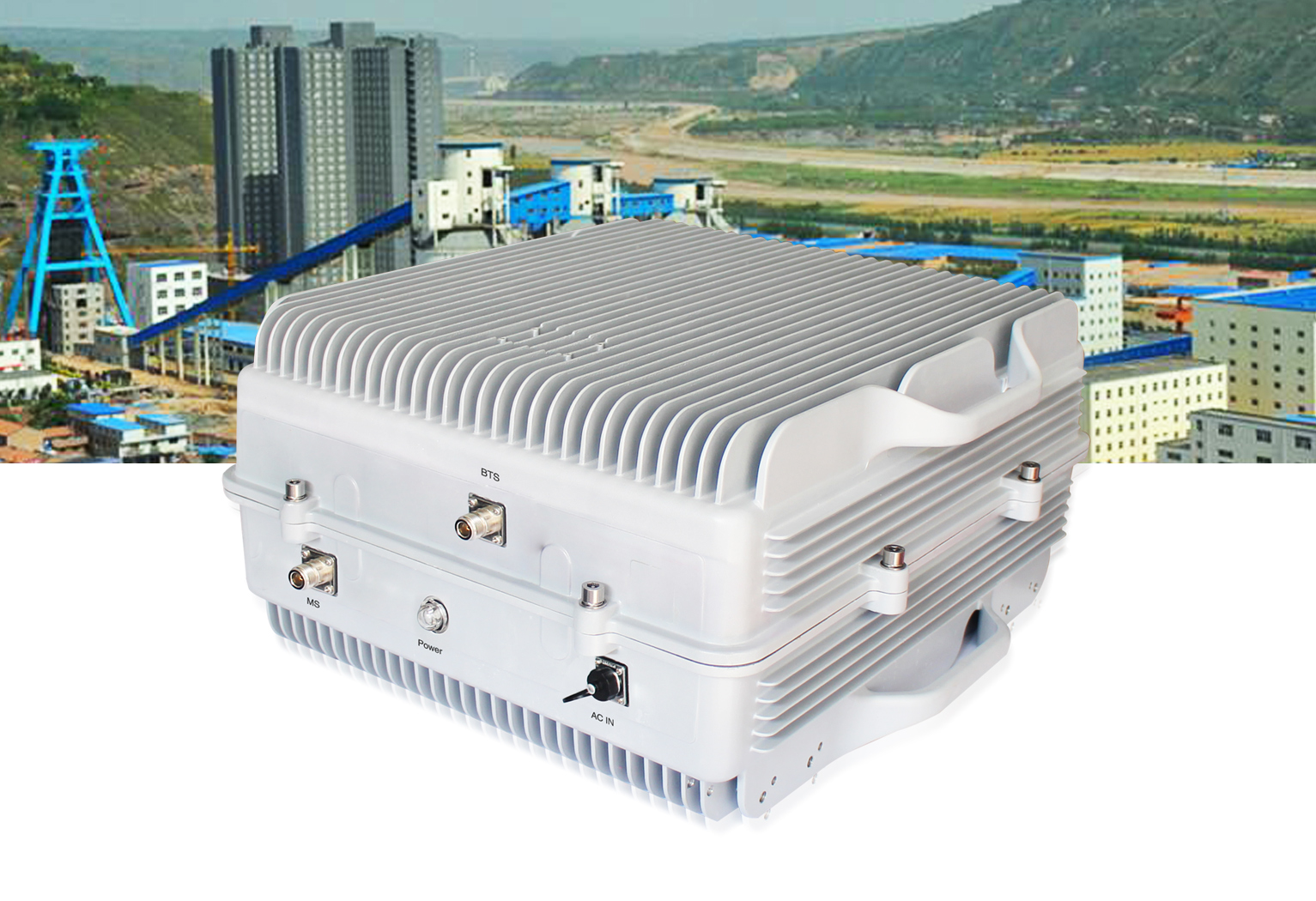 High Power Industrial Cell Phone Signal Booster