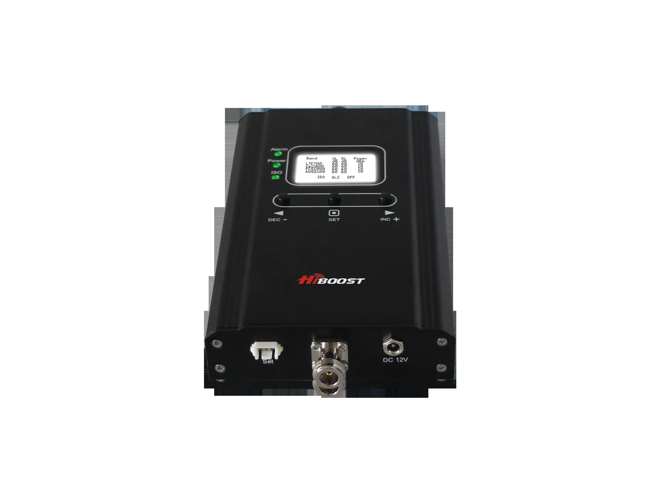 HOME 4K Smart Link - Hotspot Signal Booster - US HOME CELL PHONE