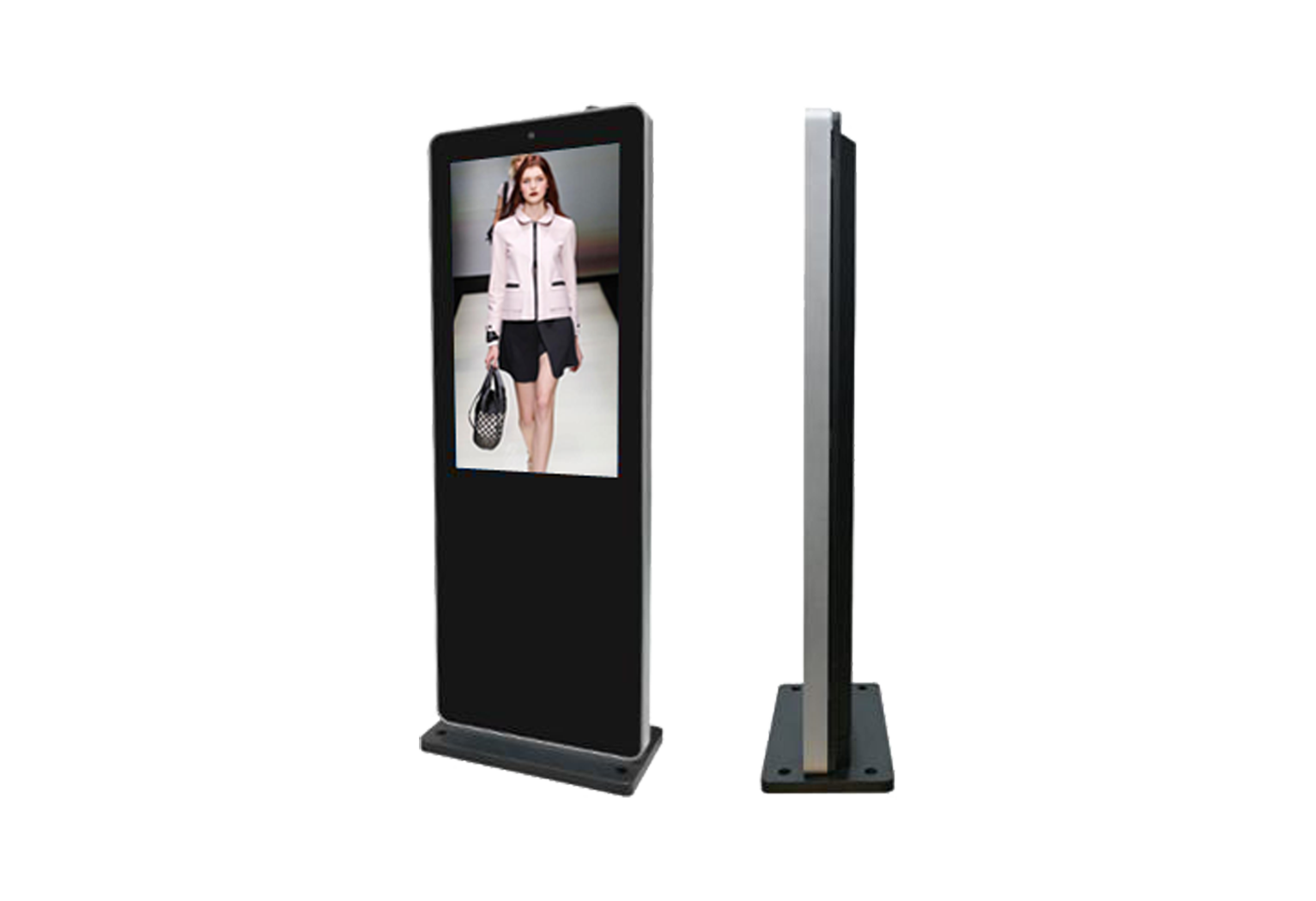 43/49/55 inch standing android