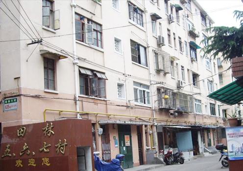 【案例一】上海田林村 | 上海联通站点成功验收通过