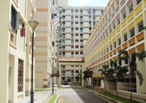 【案例三】新加坡的明华组屋小区
